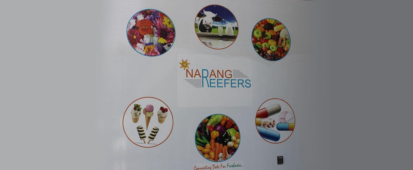 Narang Reefer Vans